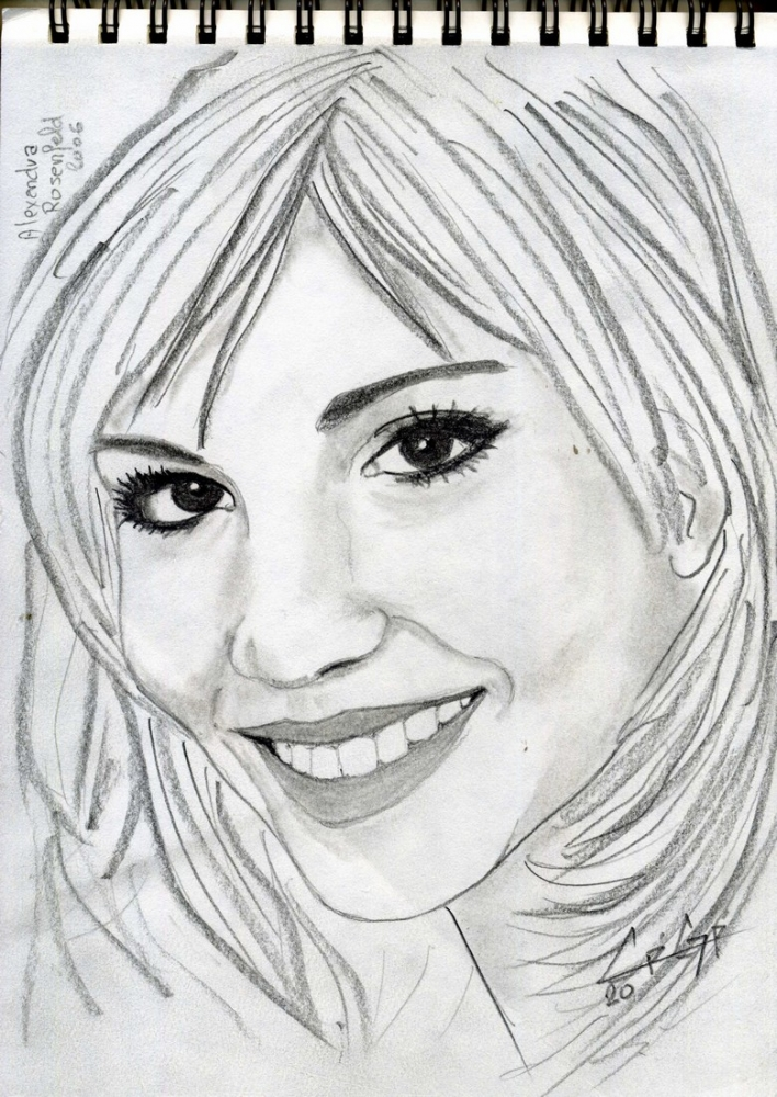 Alexandra Rosenfeld par CeGe